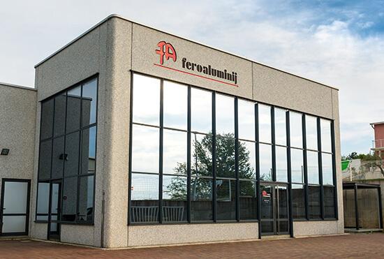 feroaluminij upravna zgrada